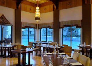 Majlis restaurant - Al Bahar - Dubai