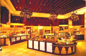 Al Qasr Lebanese Restaurant Dubai