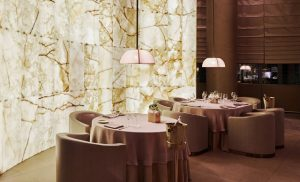 Armani Ristorante Restaurant Dubai