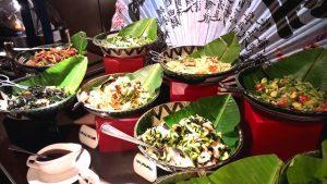 Buffet Blue Elephant Thai Restaurant Dubai
