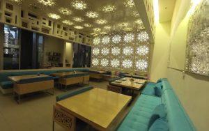Cafe Blanc Lebanese Restaurant Dubai