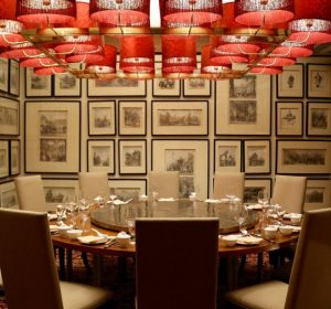 China Club Chinese Restaurant Dubai