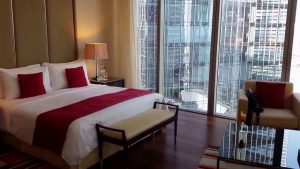 Deluxe Suite Oberoi Hotel Dubai