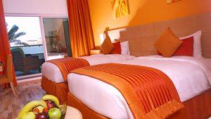 Double Room Al Khoory Executive Hotel Dubai