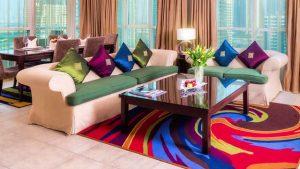 Dusit Residence Hotel Apartment Dubai Marina