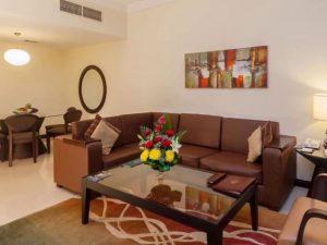 Flora Park Deluxe Hotel Apartment Dubai