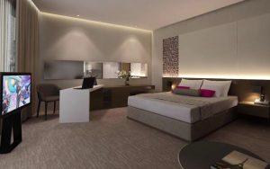 Intercontinental Hotel Dubai Marina