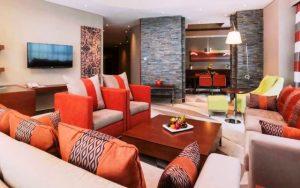 Room Novotel Al Barsha Dubai