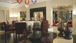 indego restaurant grosvenor house hotel Dubai