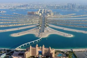 shoreline apartments palm jumeirah dubai