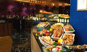 spice island buffet restaurant Dubai
