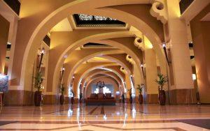 Fairmont The Palm hotel Dubai