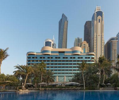le meridien resort hotel Mina Seyahi Beach Dubai
