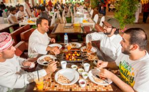 Restaurants in Global Village Dubai