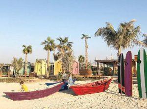 La Mer Beach Dubai UAE